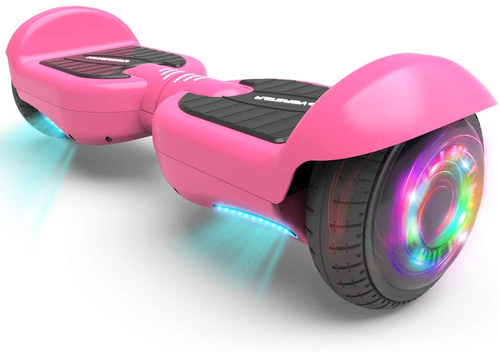 HOVERSTAR Flash Wheel HS2.0 Hoverboard, Pink