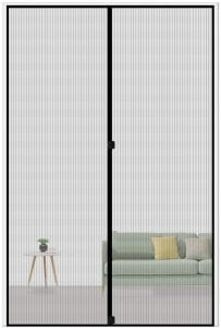 MAGZO Fiberglass Mesh Magnetic Screen Door