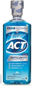 Act Anti-Cavity Fluoride Mouthwash