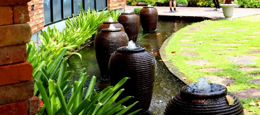 Best Patio Fountain