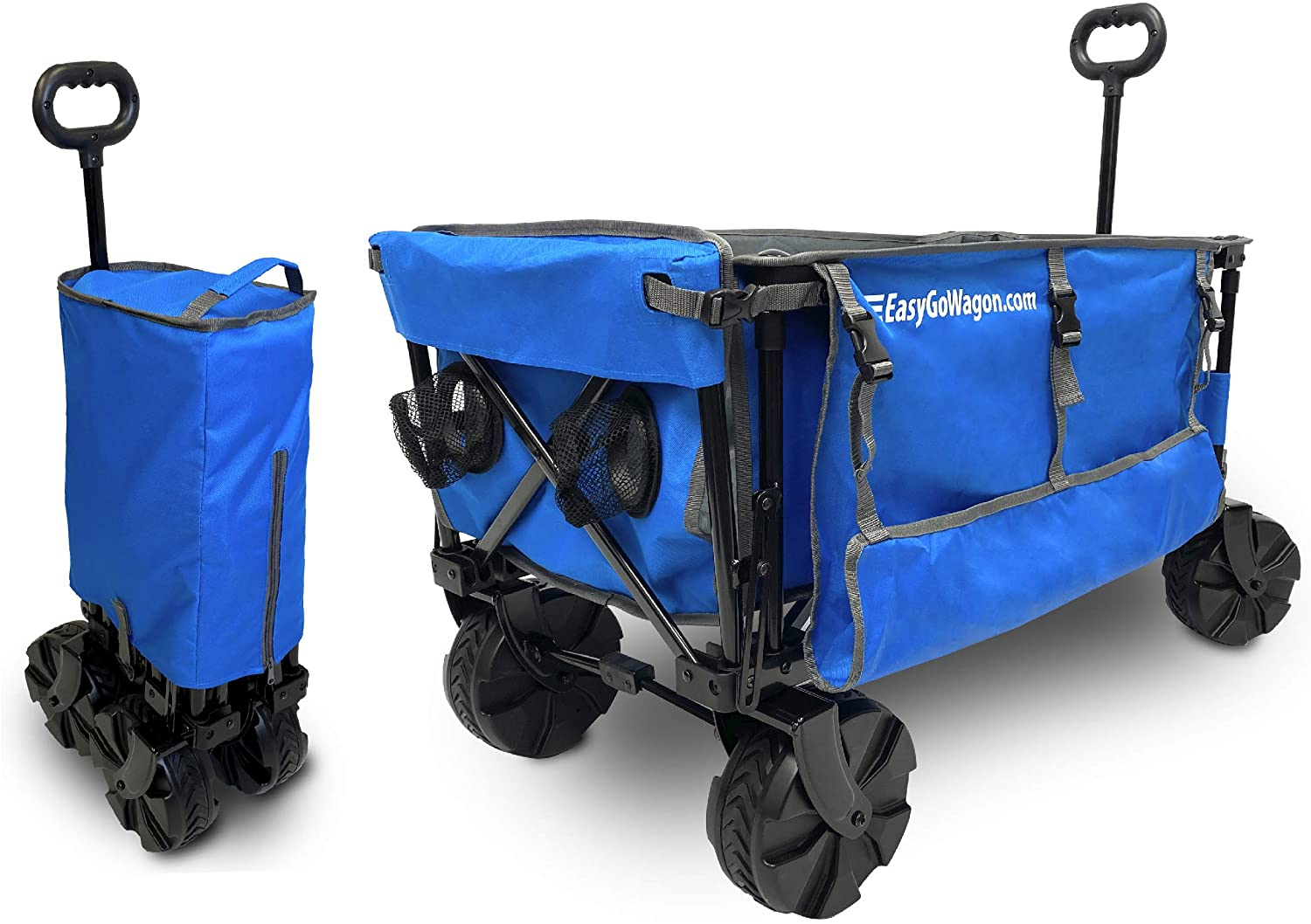 EasyGoProducts Folding Heavy Duty Beach Wagon