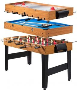 Giantex 3-In-1 Combination Gaming Table, 48-Inch