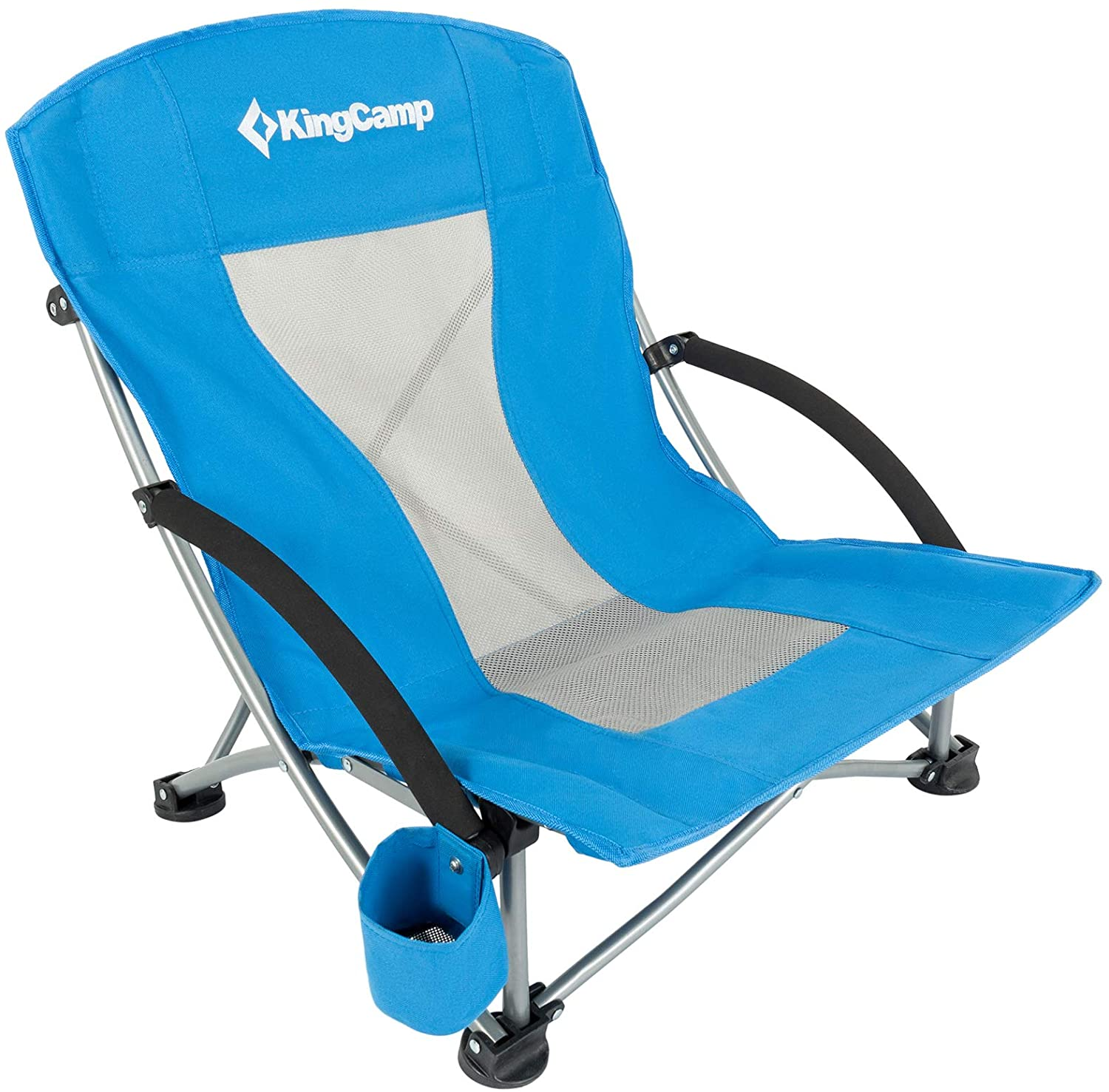 KingCamp Low Sling Foldable Beach Chair
