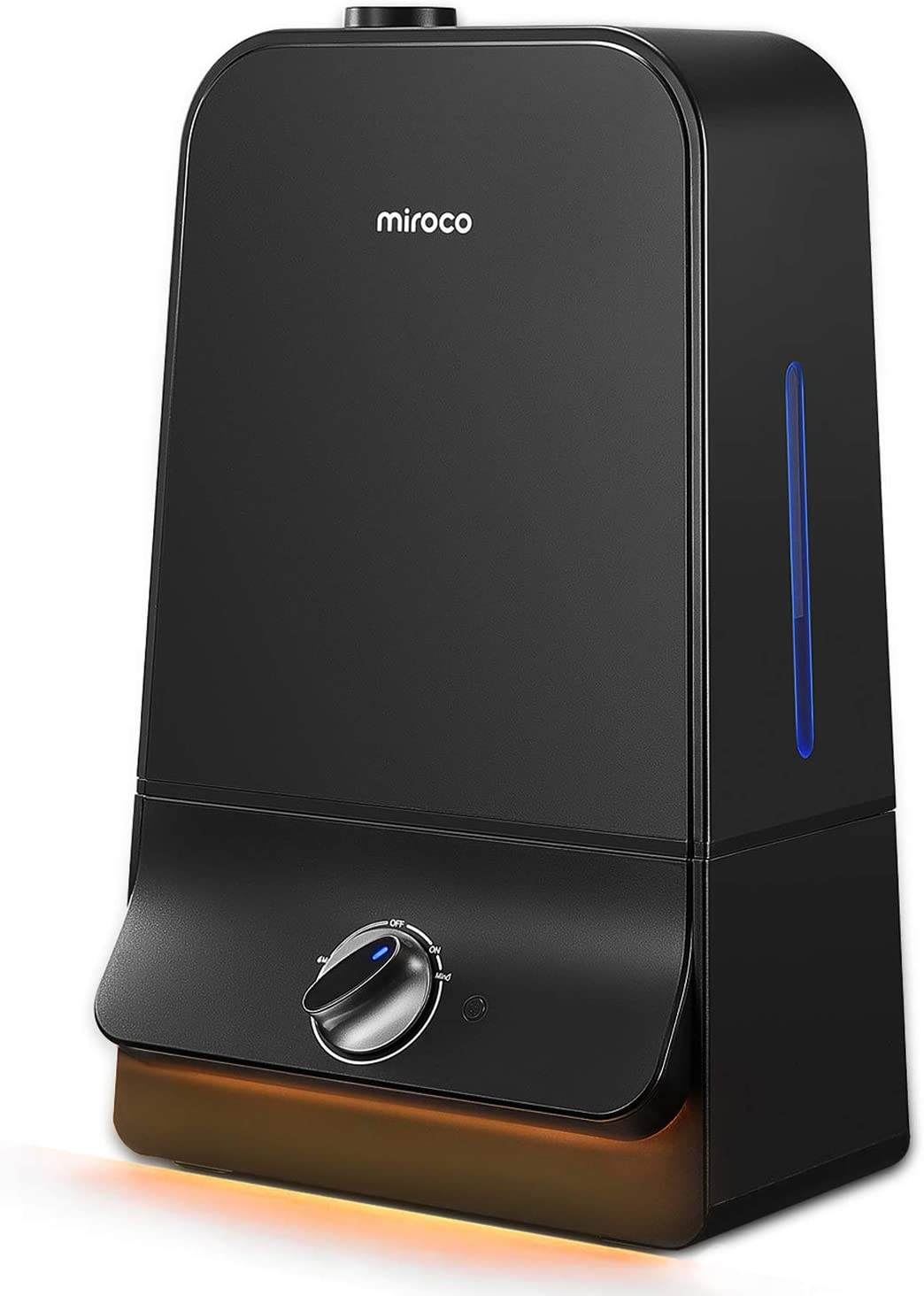 Miroco 26dB Ultrasonic Cool Mist Home Humidifier