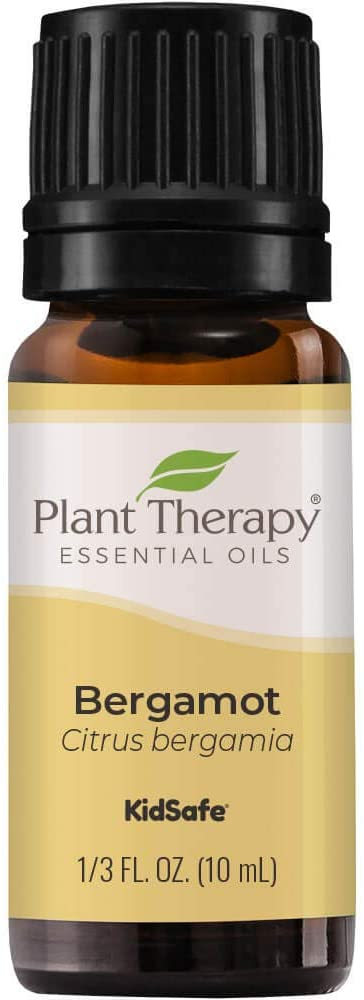 Plant Therapy Undiluted Bergamot Essential Oil