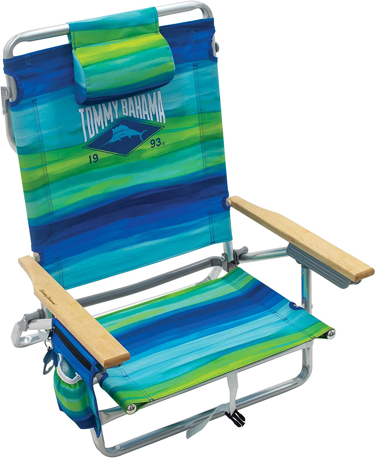 Tommy Bahama 5-Position Foldable Beach Chair