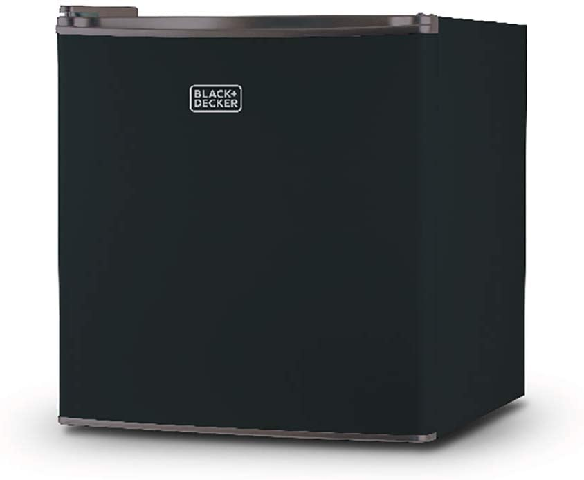 BLACK+DECKER BCRK17B Compact Mini Fridge