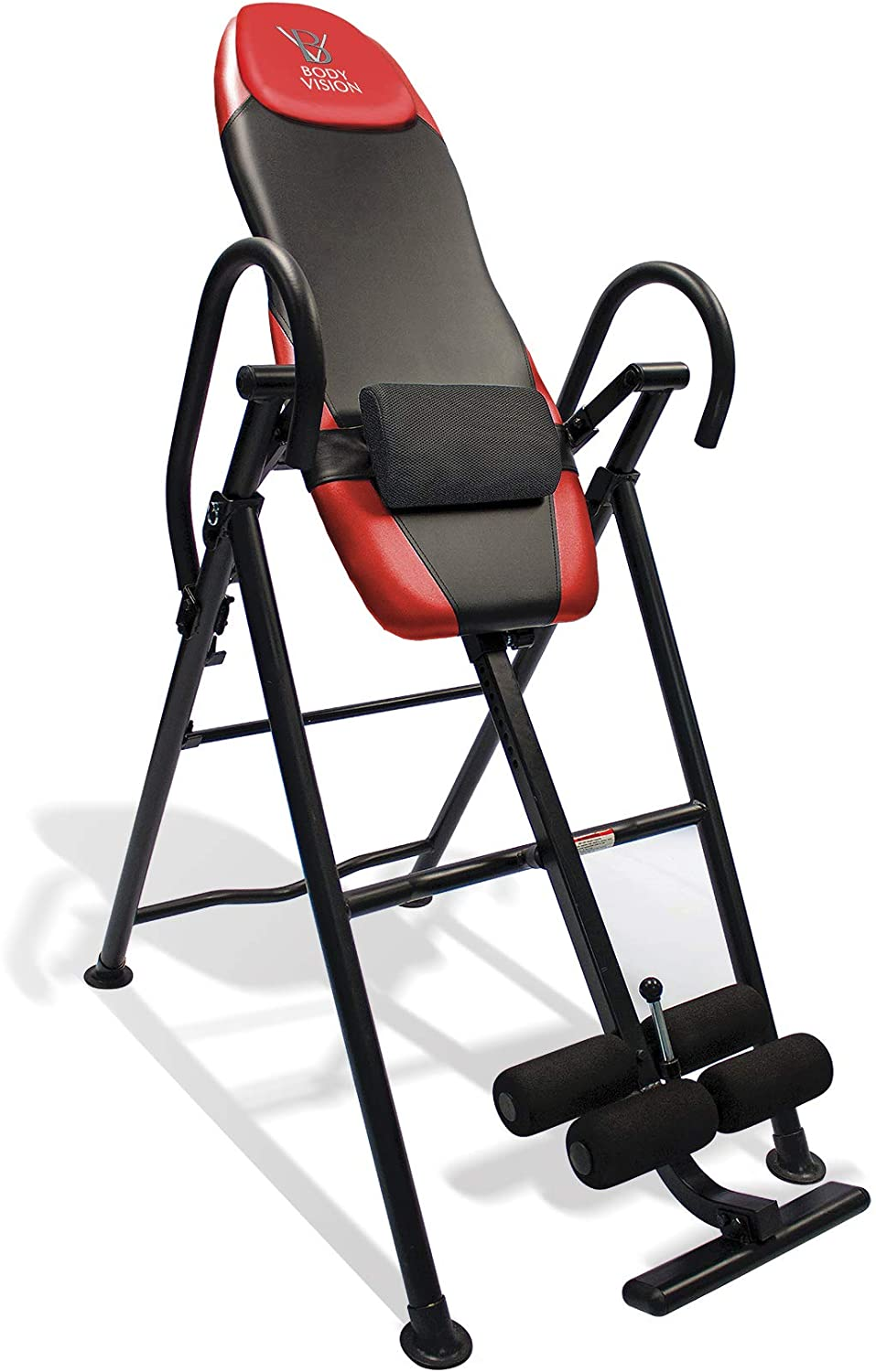 Body Vision IT9550 Adjustable Head Pillow Inversion Table