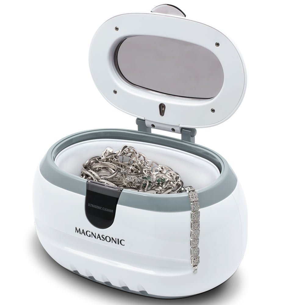 Magnasonic Auto Shut-Off Ultrasonic Jewelry Cleaner