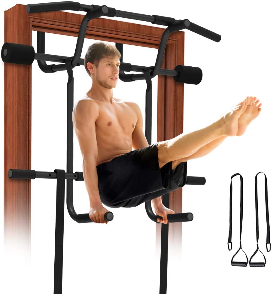REDLIRO Multi-Use Doorway Pull-Up Bar