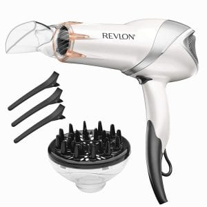 REVLON 1875W Infrared Heat Hair Dryer
