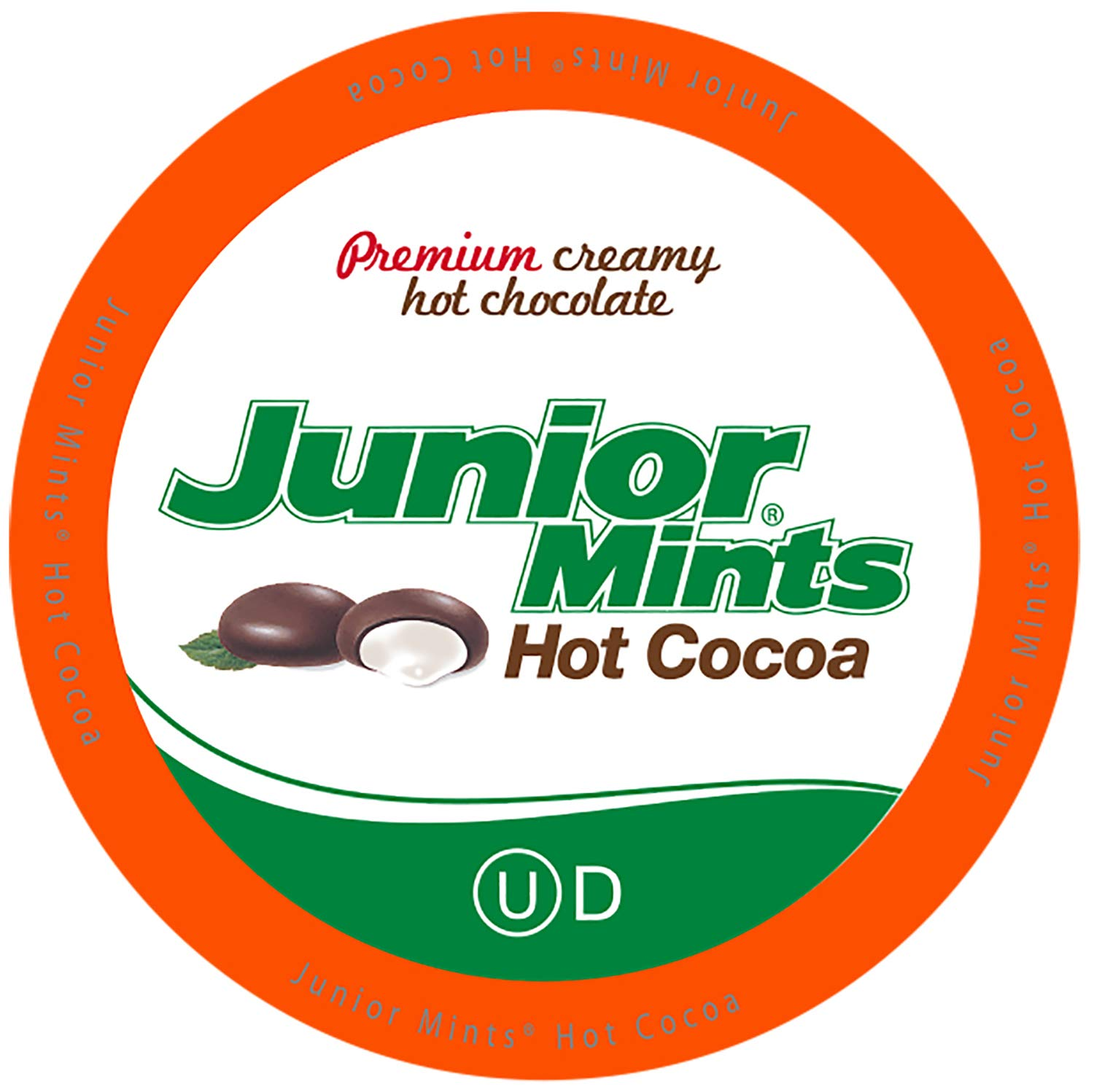 Tootsie Roll Junior Mints Hot Cocoa K-Cup Pods, 24 Count