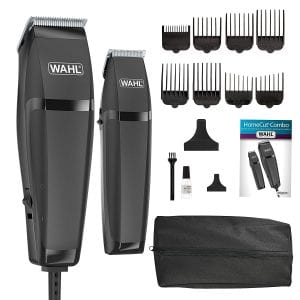Wahl Clipper Corp Pro Hair Clipper Syling Kit, 14-Piece
