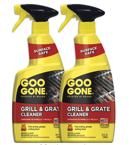 Goo Gone Biodegradable Grill Cleaner, 2-Pack