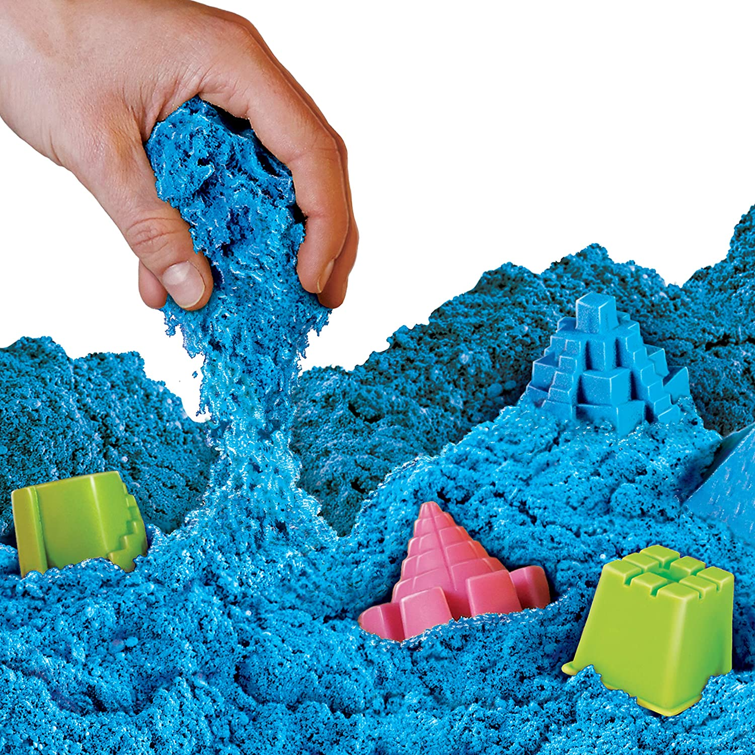 NATIONAL GEOGRAPHIC Non-Toxic Kinetic Sand For Kids