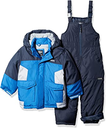 OshKosh B'Gosh Toddler Boys' Ski Jacket & Snowbib Snowsuit Set
