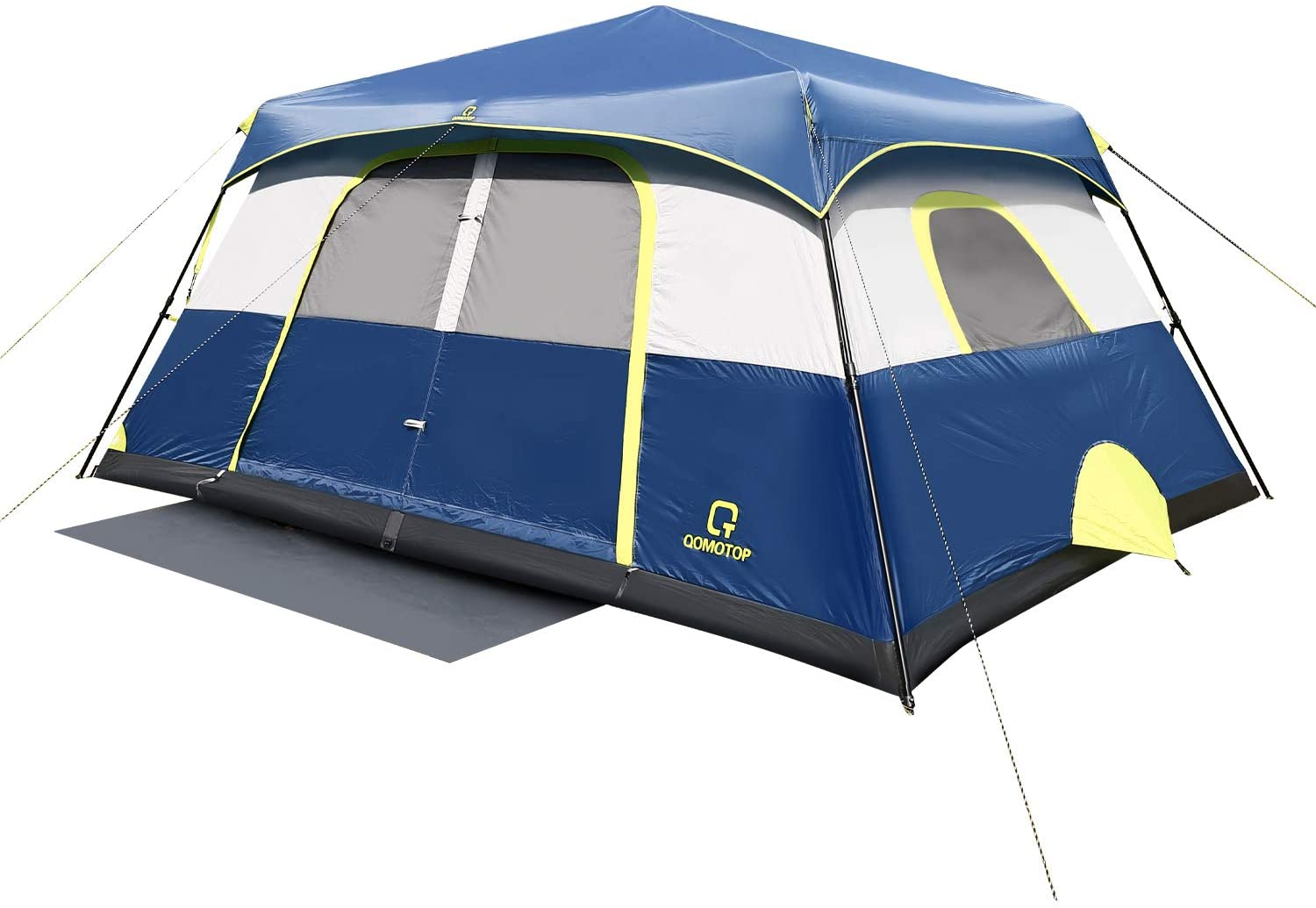 OT QOMOTOP Waterproof 4-10 Person Family Tent