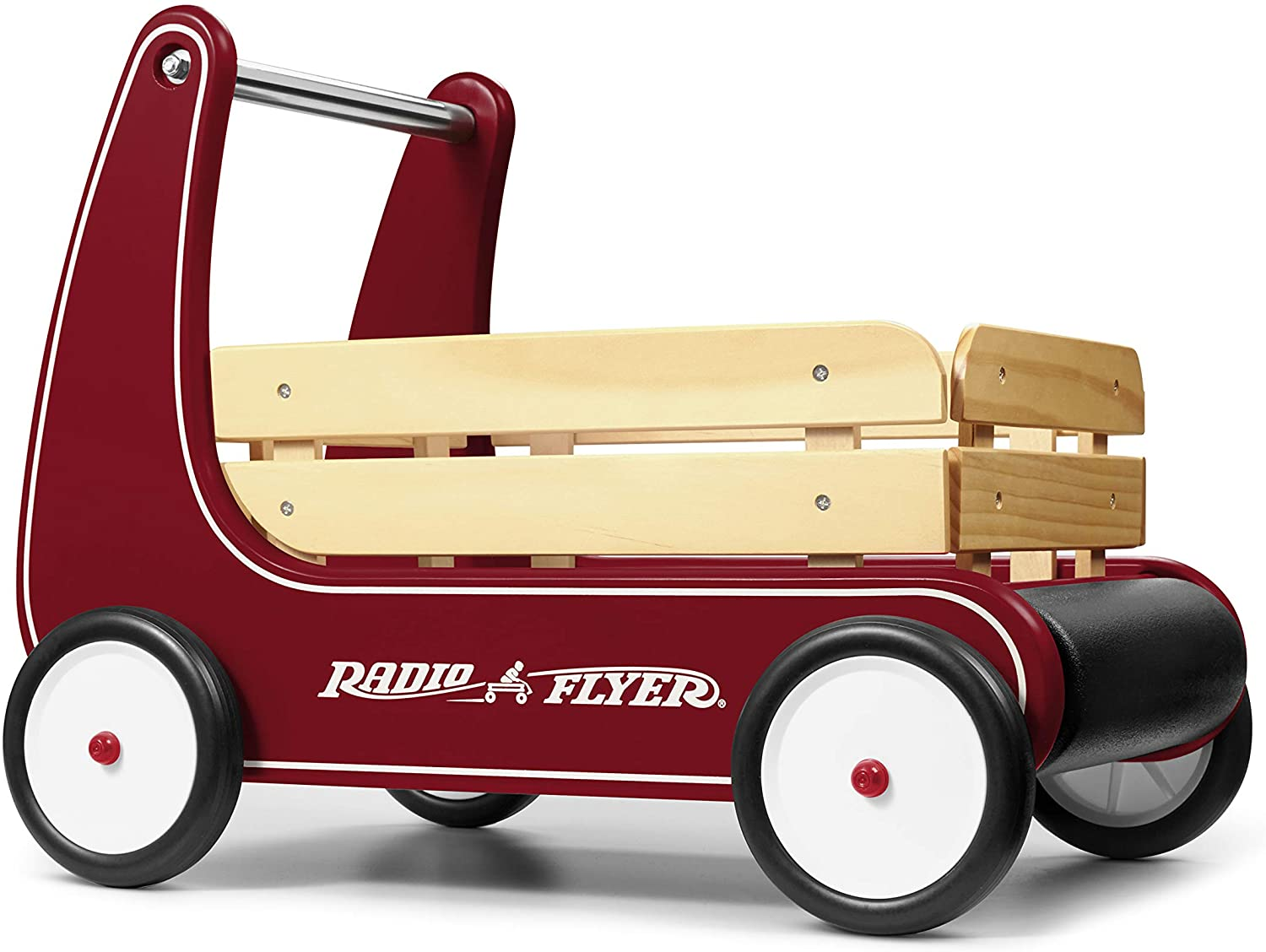 Radio Flyer Classic Wood Walker Wagon