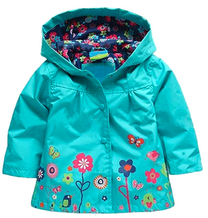 Arshiner Waterproof Kids' Raincoat