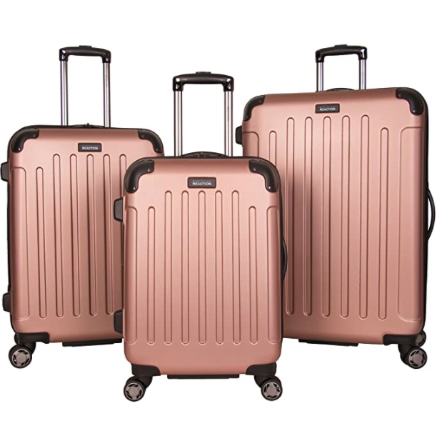 Kenneth Cole Reaction Renegade Spinner Suitcase, 3-Piece