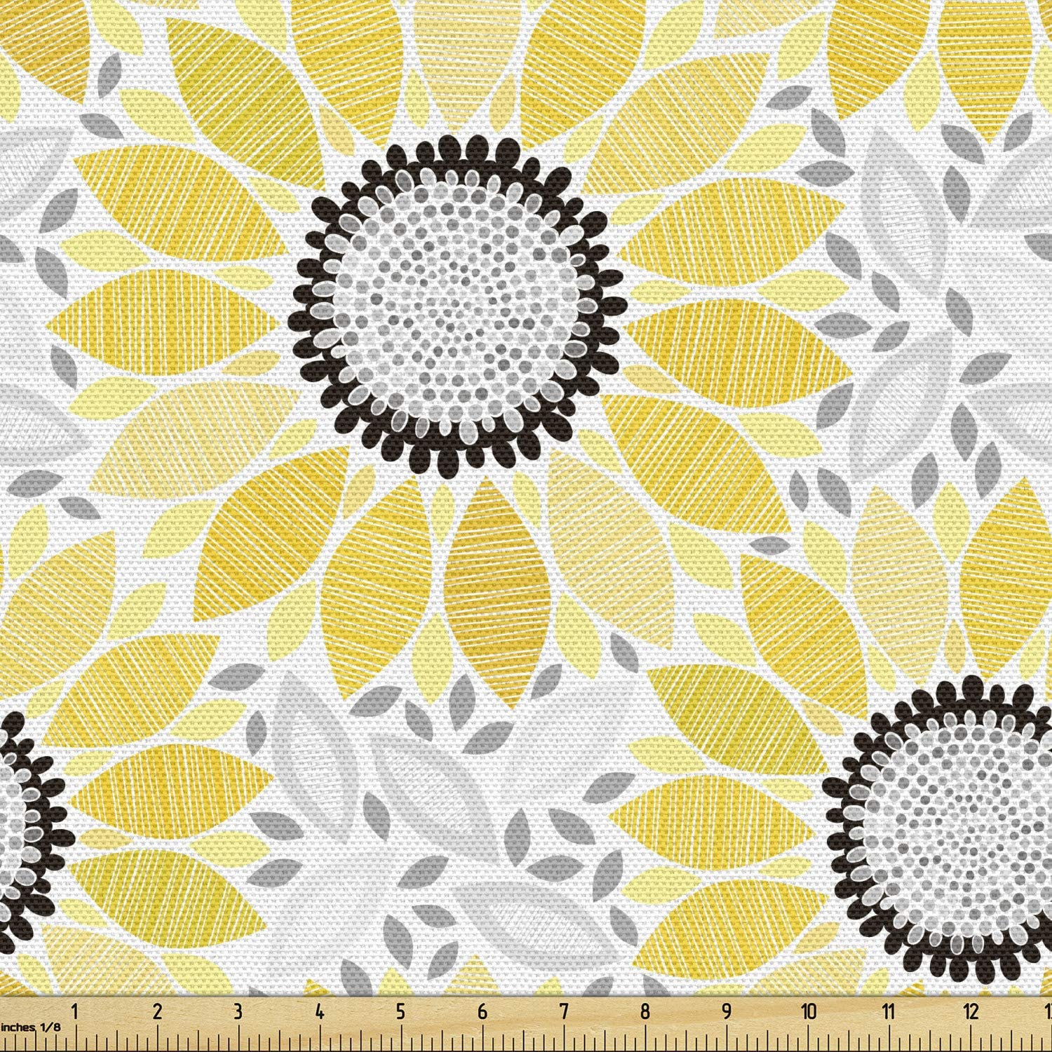 Ambesonne Polyester Outdoor Fabric By The Yard