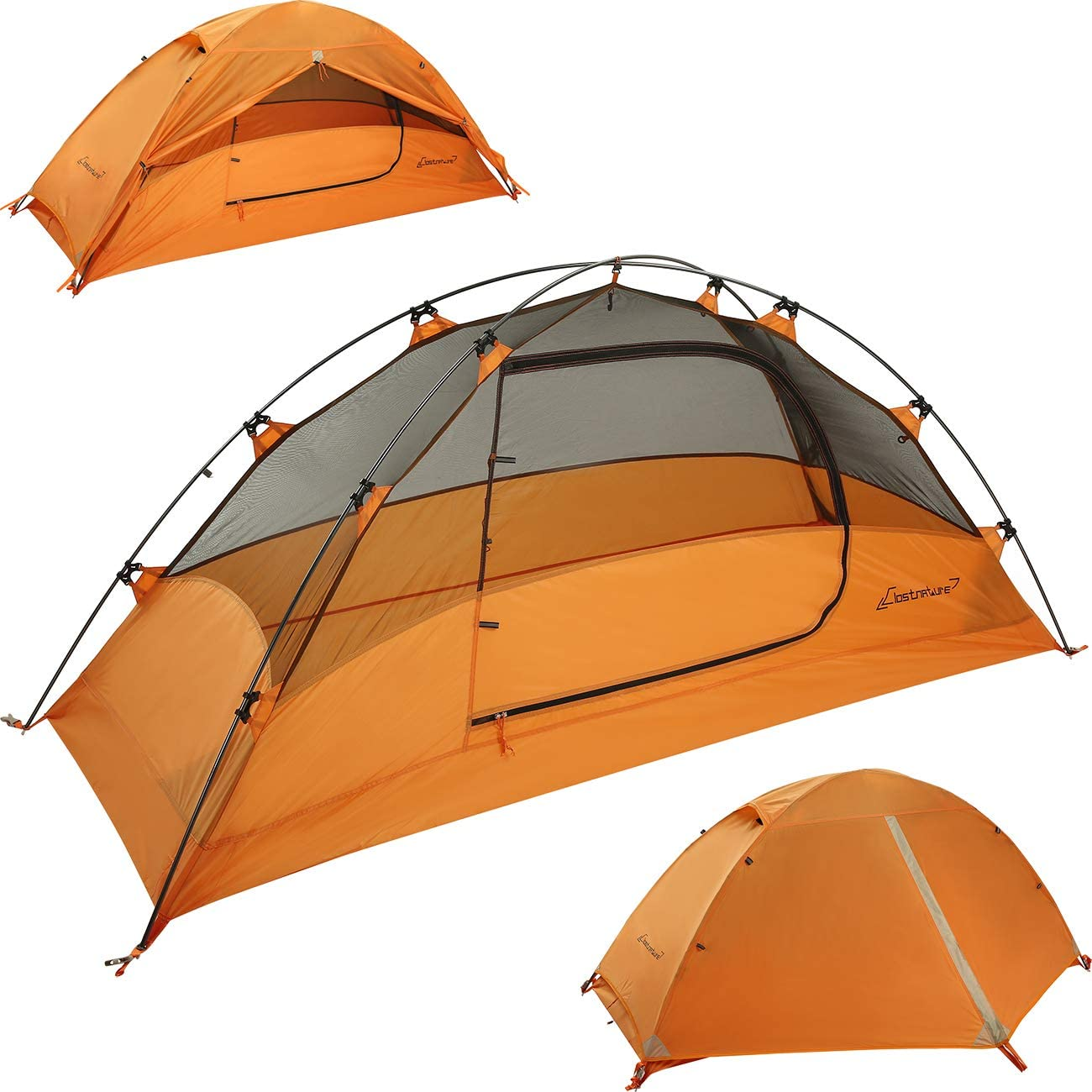 Clostnature 3 Season Lightweight Backpacking Tent