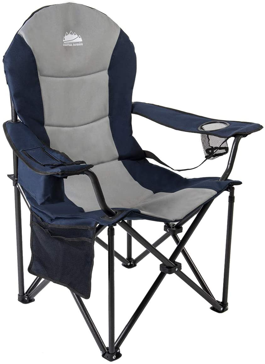 Coastrail Outdoor Lawn & Camping Chair