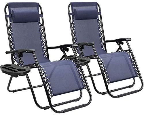Homall Zero Gravity Folding Lawn Chair