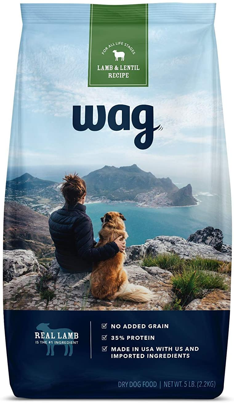 WAG No Added Grains Dry Dog Food