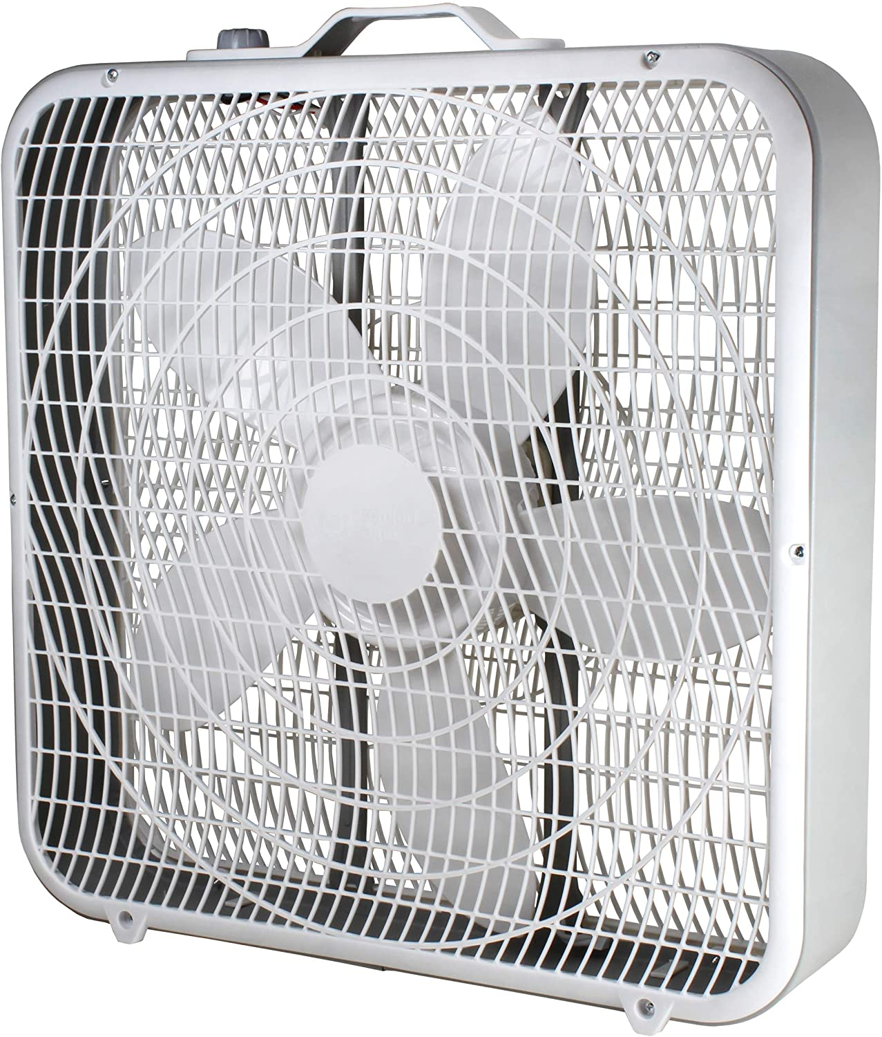 Comfort Zone CZ200A 20-Inch 3-Speed Box Fan