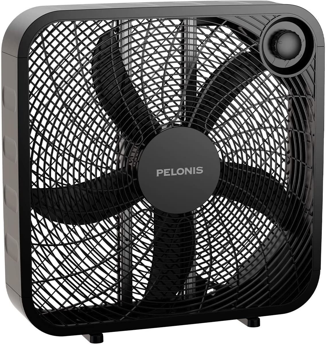 PELONIS 20-Inch 3-Speed Box Fan
