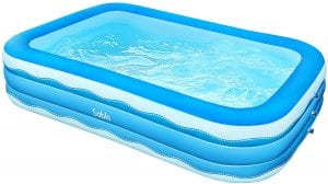 Sable Above Ground Inflatable Pool