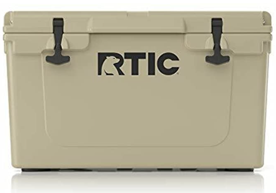 RTIC Stainless Steel Large Hard Cooler, 45-Quarts