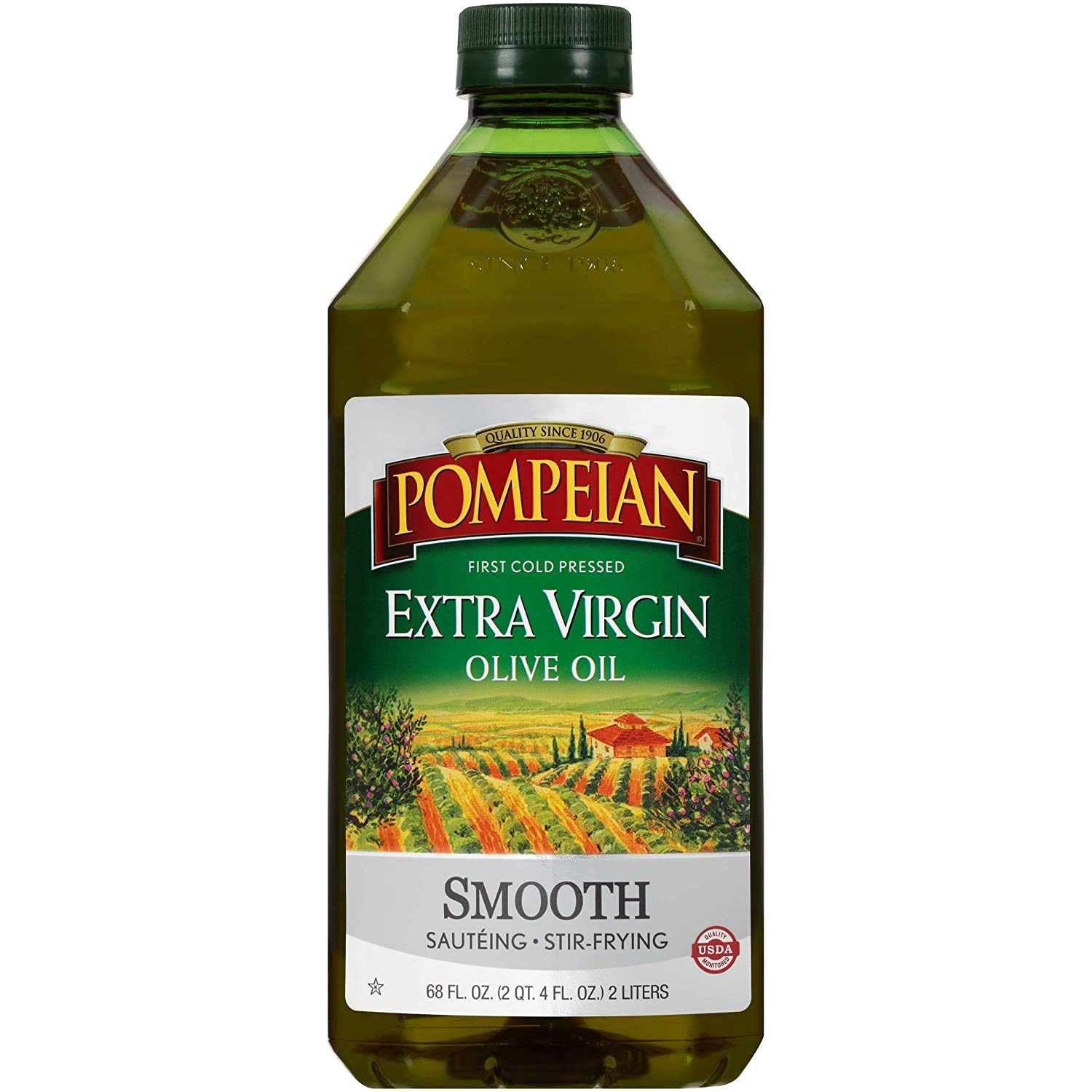 Pompeian First Cold Pressed Extra Virgin Olive Oil