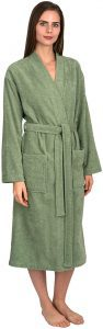 TowelSelections Turkish Cotton Terry Cloth Robe