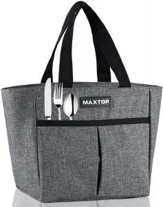 MAXTOP Thermal Insulated Lunch Boxes For Teen Girls