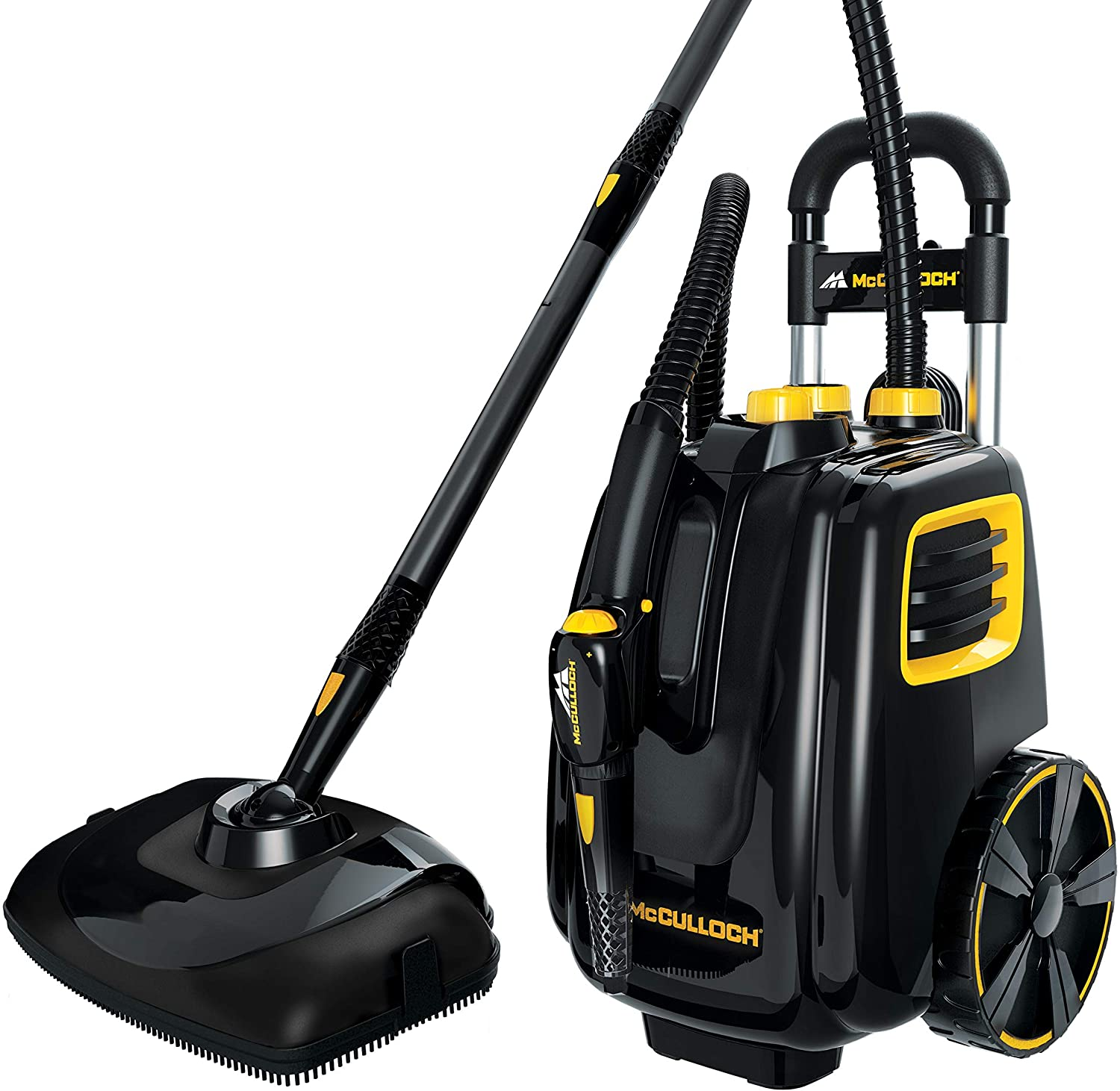 McCulloch MC1385 Chemical-Free Steam Cleaner