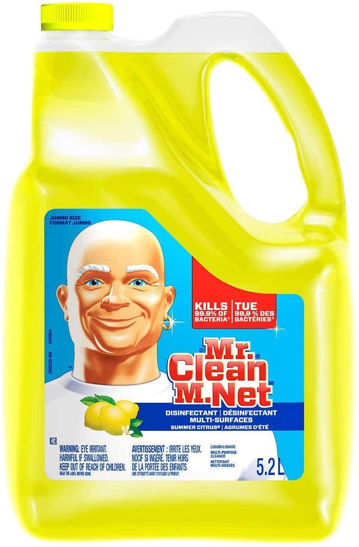 Mr. Clean Multi-Purpose Mopping Solution