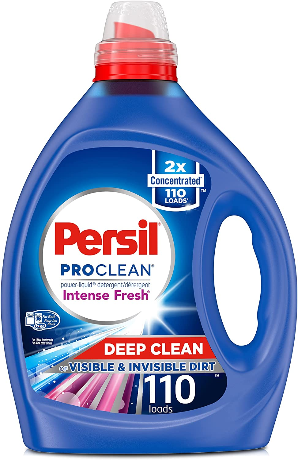 Persil Concentrated Liquid Laundry Detergent