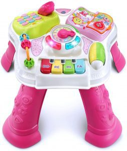 VTech Interactive Sound Table, Sit-To-Stand