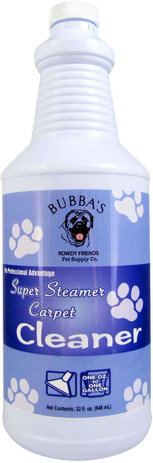 Bubba's Professional Pet Stain Removing Natural Carpet Cleaner