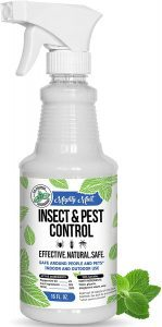 Mighty Mint Peppermint Oil Indoor Insect Spray