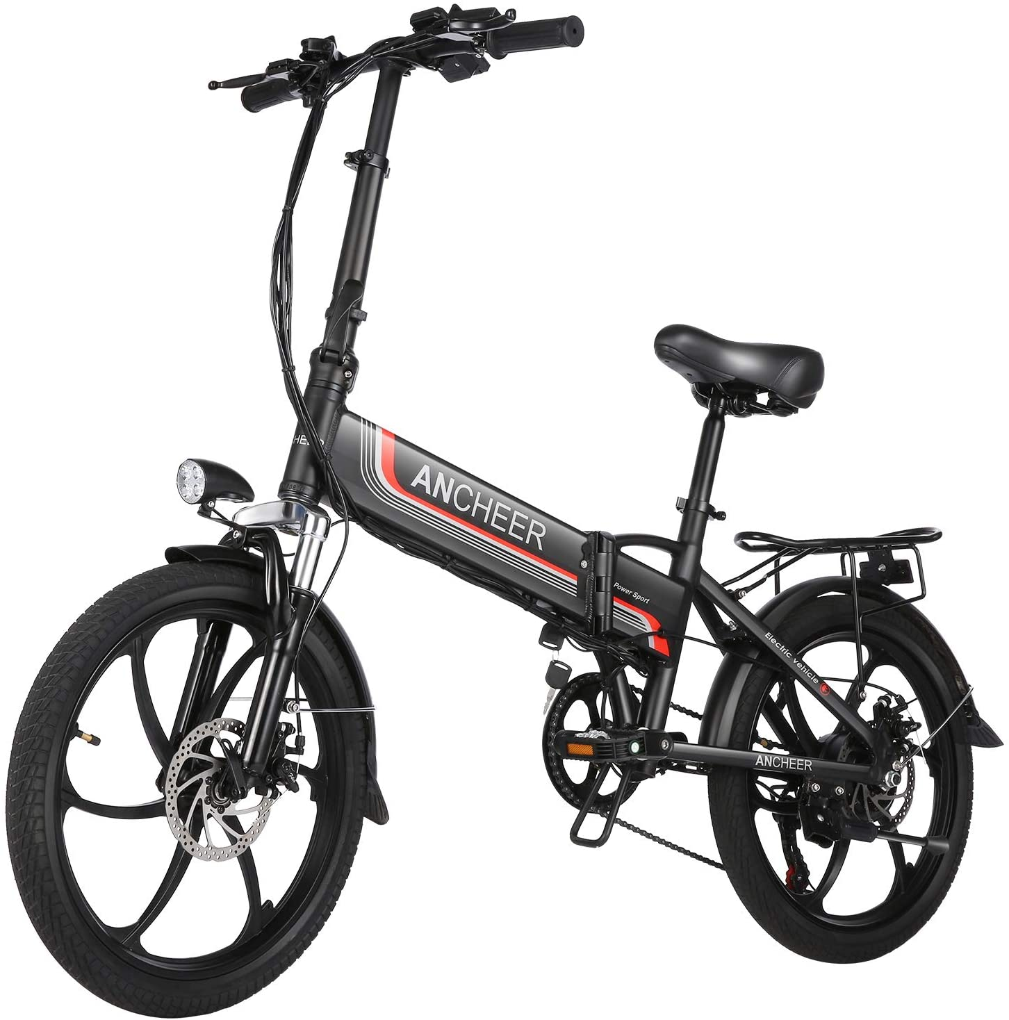 ANCHEER LCD Display Collapsible Bike
